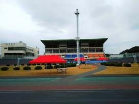 防府競輪場のコースです。